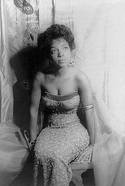PHOTO: Ruby Dee (1962) -- You probably don't know how awesome she is...