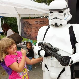 Fun times with Stormtroopers.