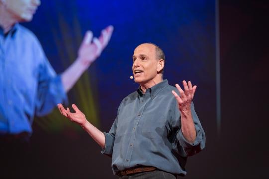 Ethan Nadelmann speaking at TEDGlobal 2014.